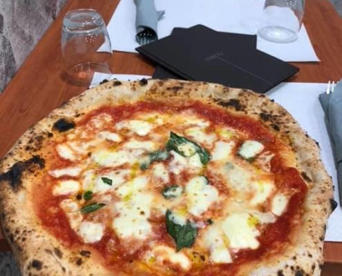pizzeria la vera napoli roma